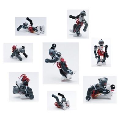 Elenco Tumbling Robot 3