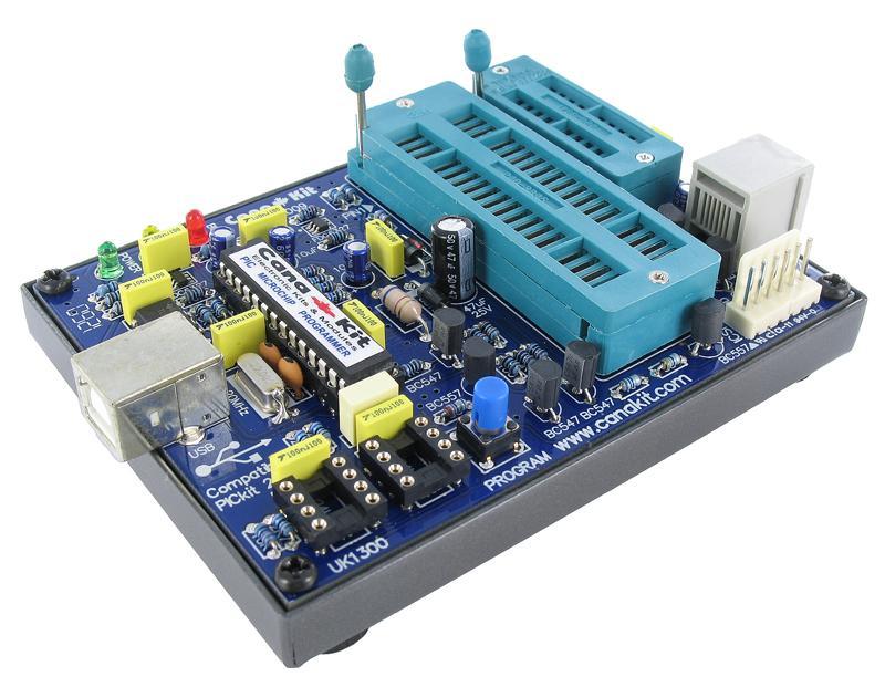 USB PIC Programmer - Assembled