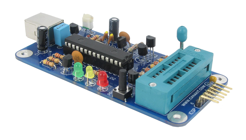 Mini USB PIC Programmer - Assembled