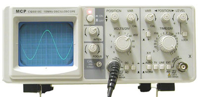 CKOSCOPE10MHZ - Main