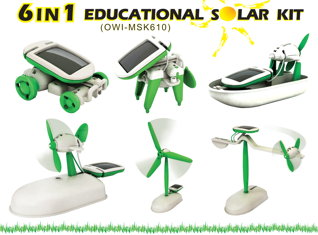 bf9082a534b ... 6 in 1 Educational Solar Robot Kit. 🔍. OWIMSK610 - Main