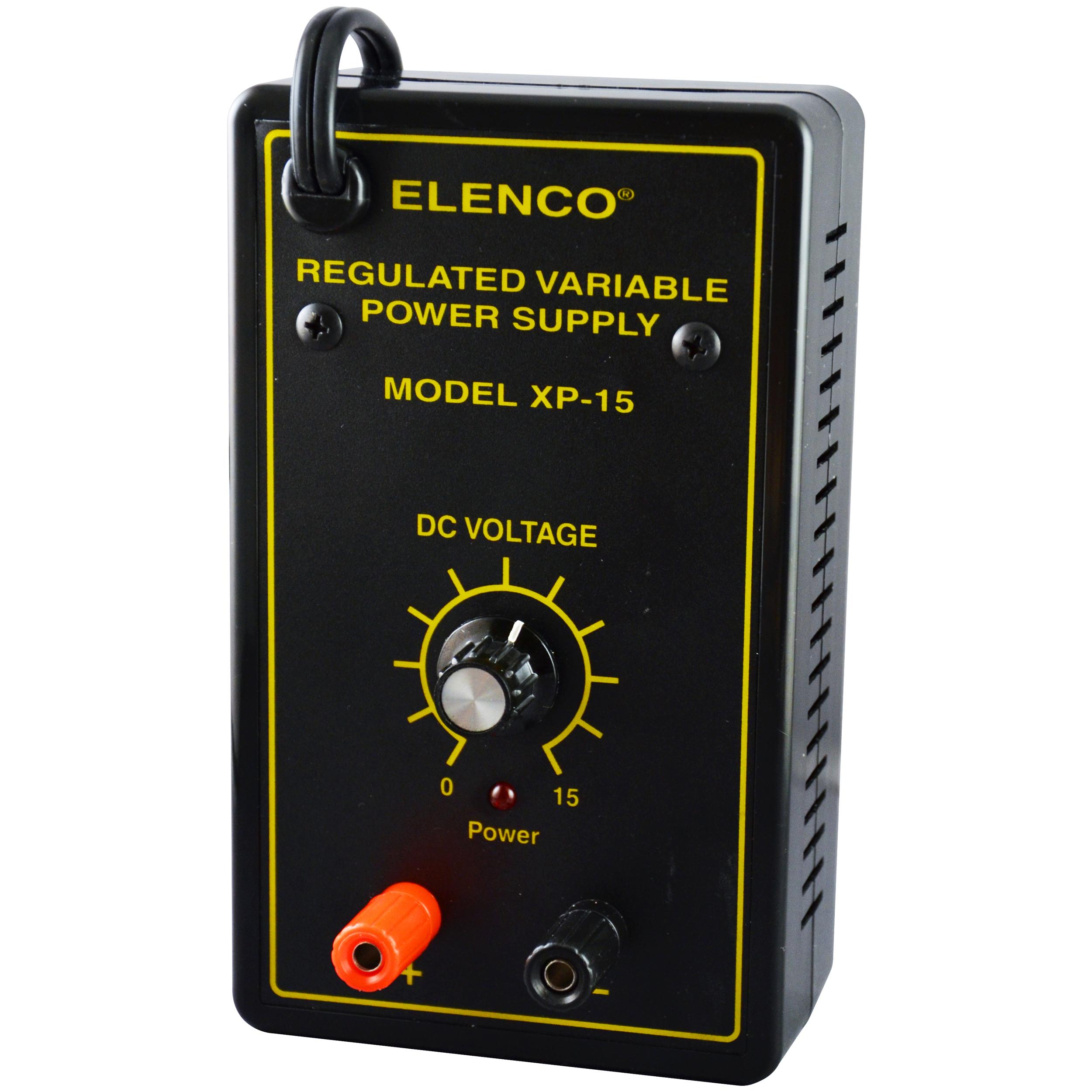 Supply Variable 0 1v To 50v Power Isolated Ac Voltage Spans 0vac 280vac Powersupplycircuit Elenco Kit Electronic Kits
