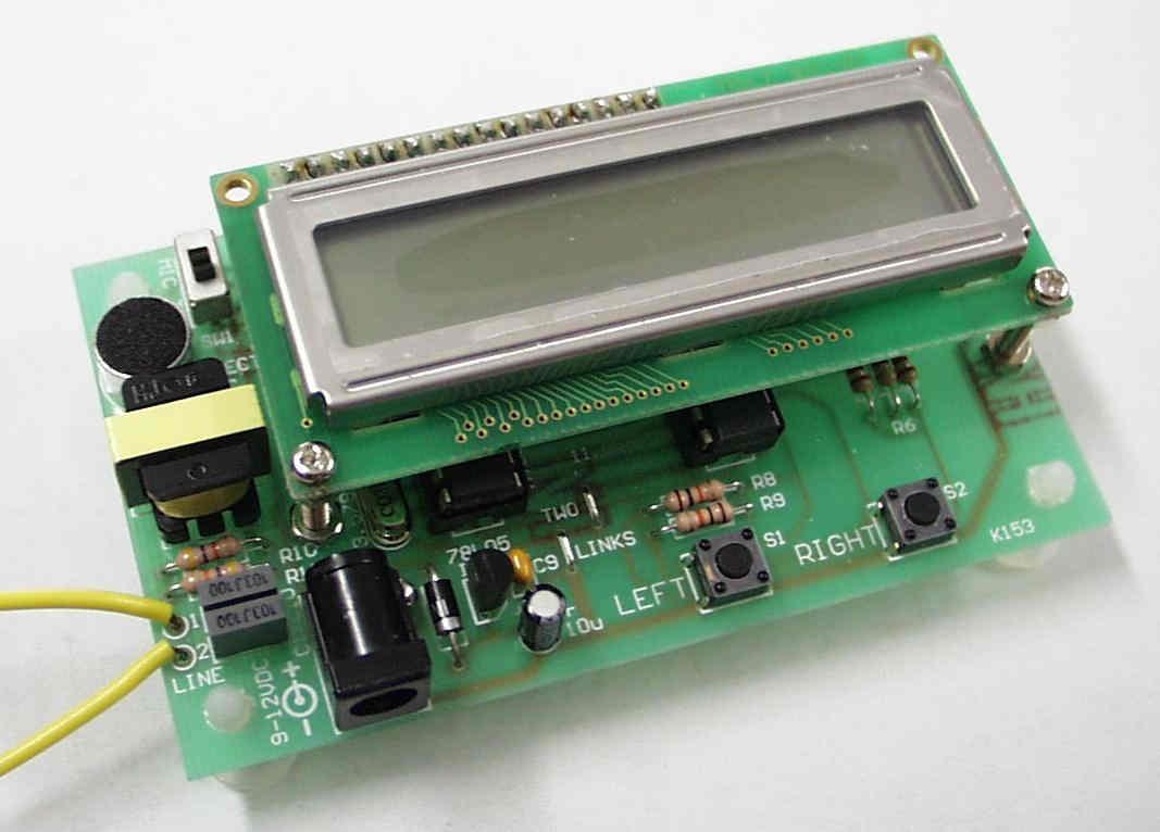 DTMF Tone Grabber Kit
