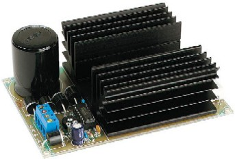 Variable DC Power Supply Kit