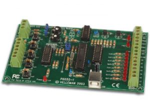 VEK8055 - Main