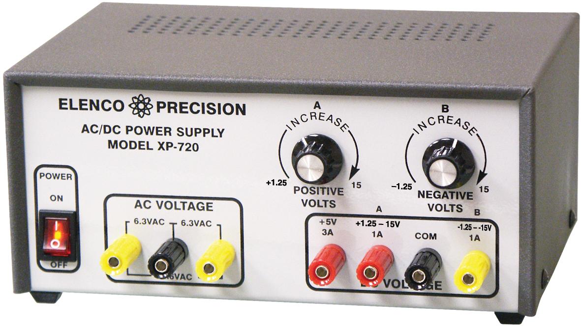 Bench AC/DC Power Supply Kit