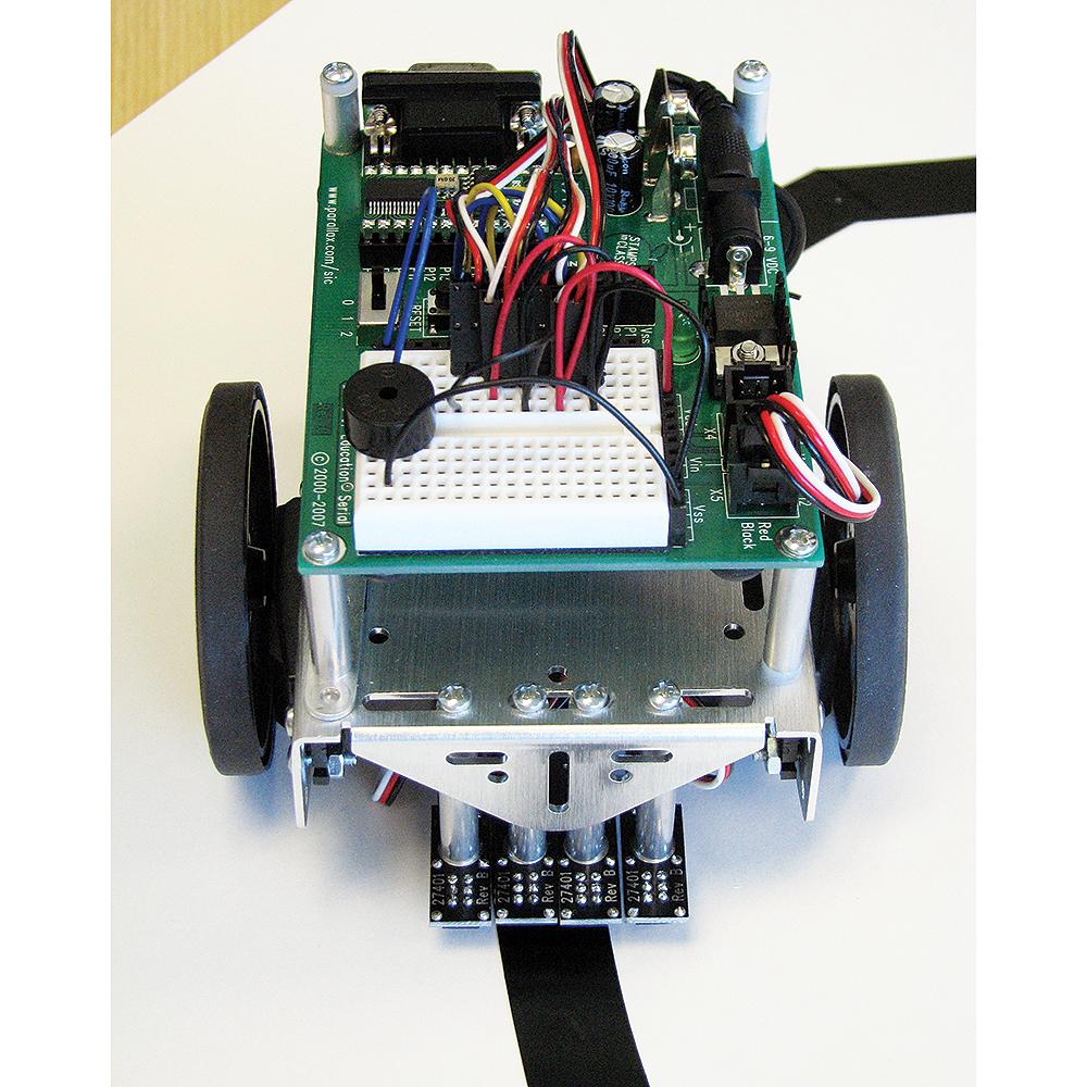 QTI Line Follower Kit for Boe Bot Robot