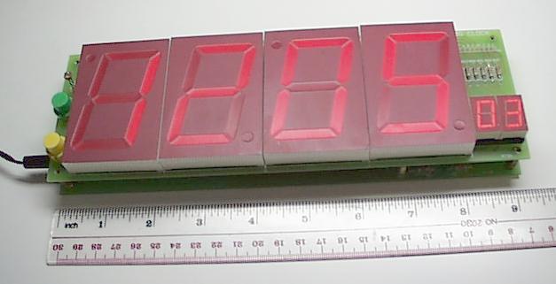 BIG PIC Clock Kit