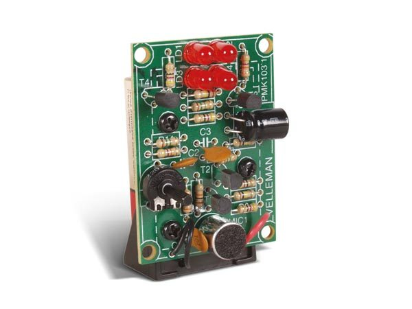 velleman mk103-sound-to-light kit