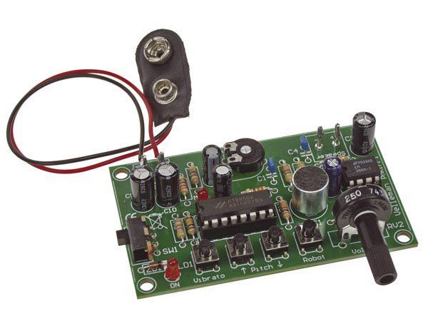 Velleman mk171-voice-changer