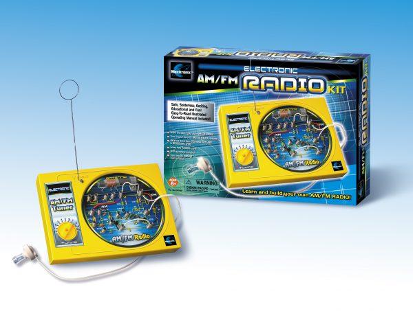 Elenco MX901AF AMFM Radio Kit