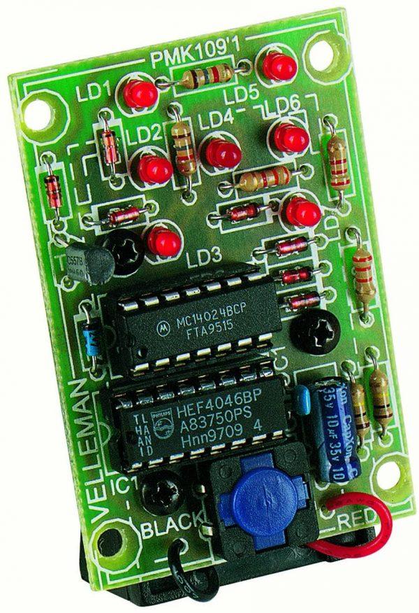 Velleman MK109 Electronic DIce Kit